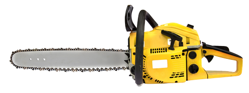 Png . Chainsaw clipart transparent background