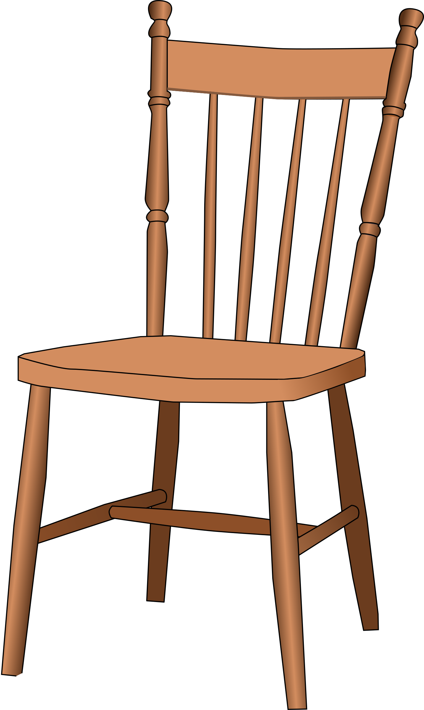 Furniture clipart wooden furniture. Chair station