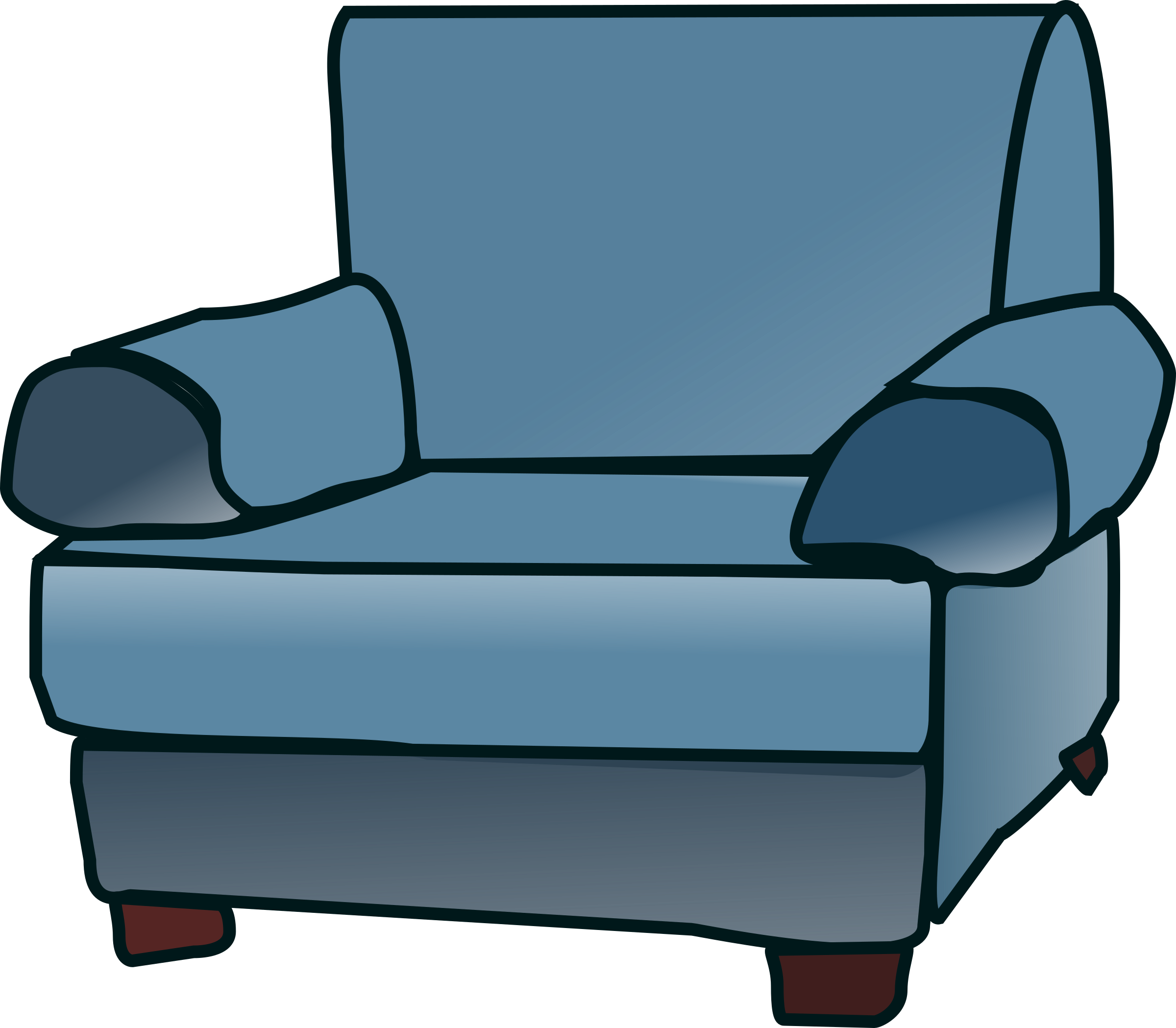 Pleasing Couch Clipart Animated Couch Animated Transparent Free For Bralicious Painted Fabric Chair Ideas Braliciousco