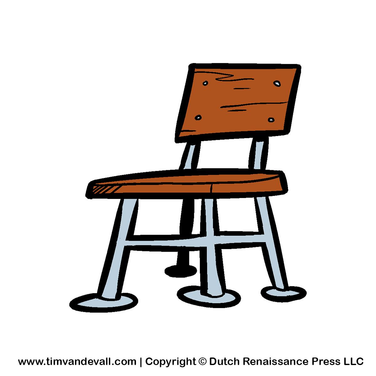 Chair Clipart Cartoon Chair Cartoon Transparent Free For