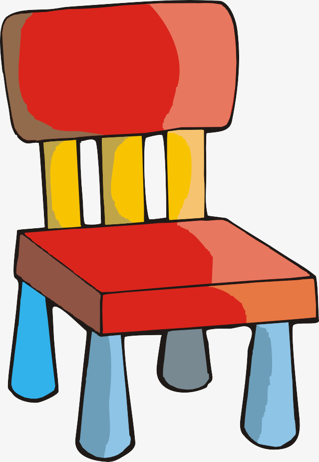 Clipart chair cartoon. Red car png images