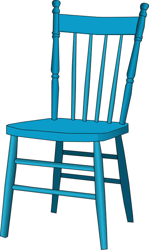 Free cartoon cliparts download. Music clipart chair