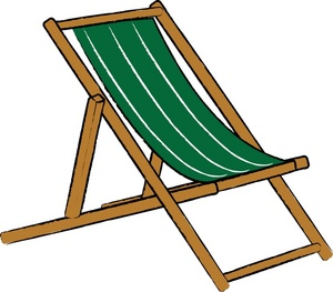 Free image best of. Chair clipart deck chair