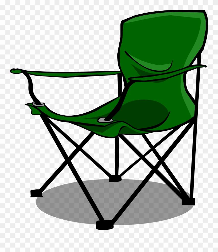 Furniture camp clip art. Chair clipart folding chair