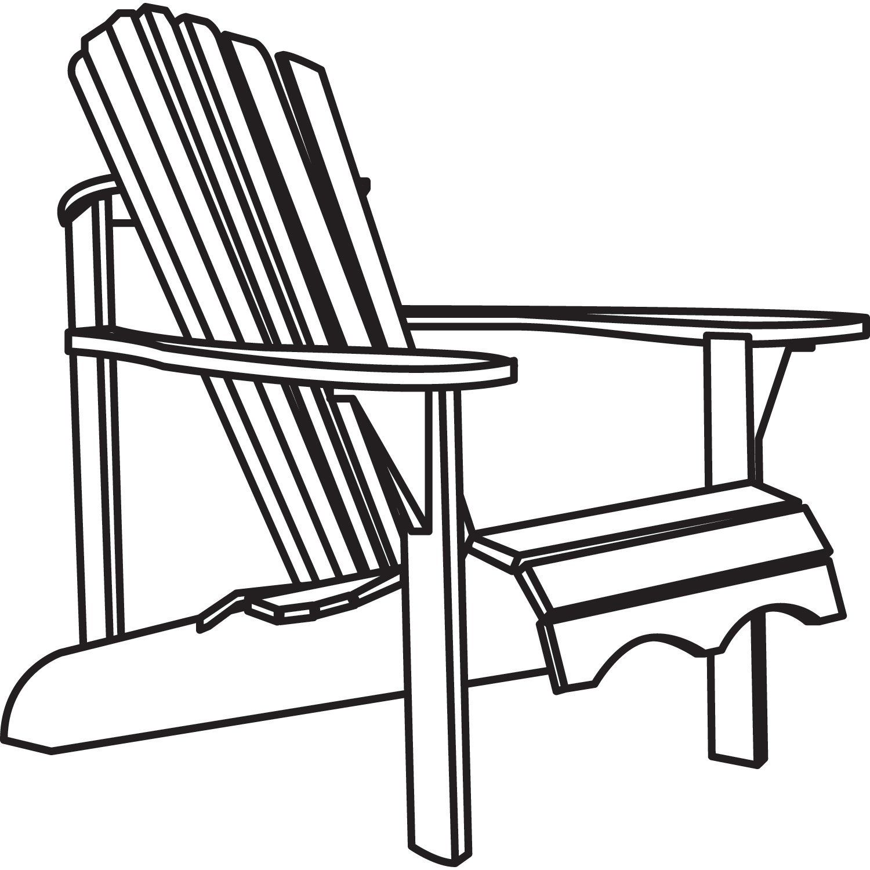 Classic accessories veranda adirondack. Chair clipart garden chair