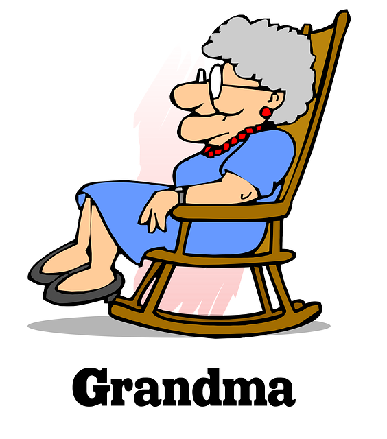 great songs to. Clipart sleeping grandma