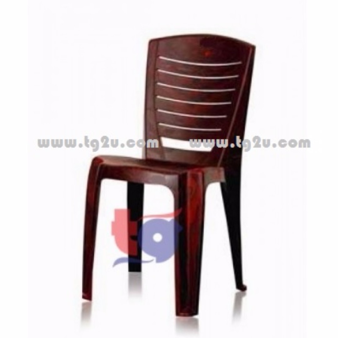 Chair clipart kerusi. Plastic dinning restaurant restoran