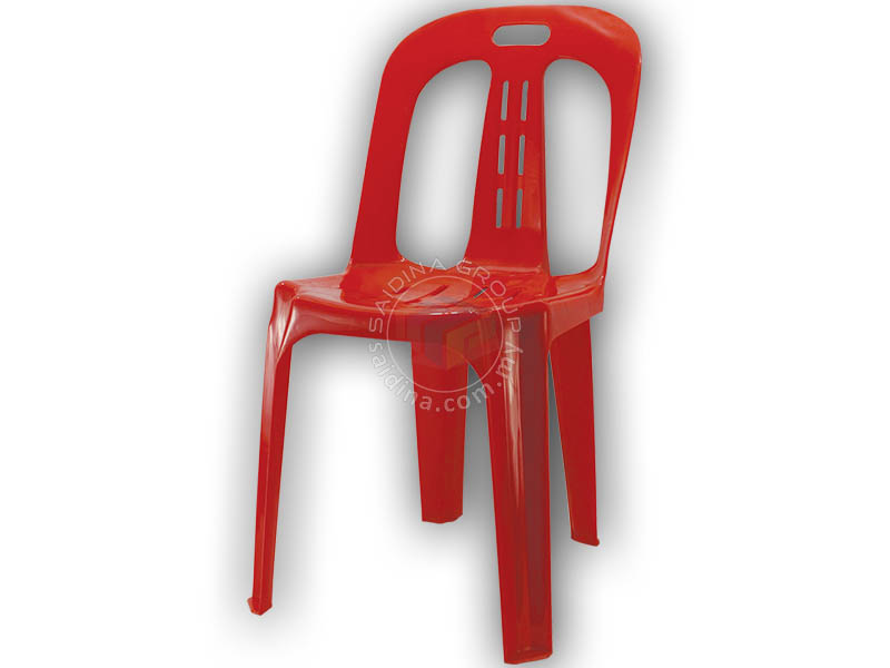 Plastik v century plastic. Chair clipart kerusi
