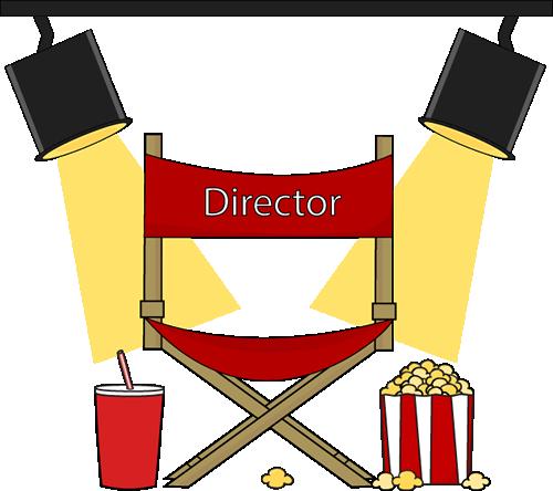Chair Clipart Movie