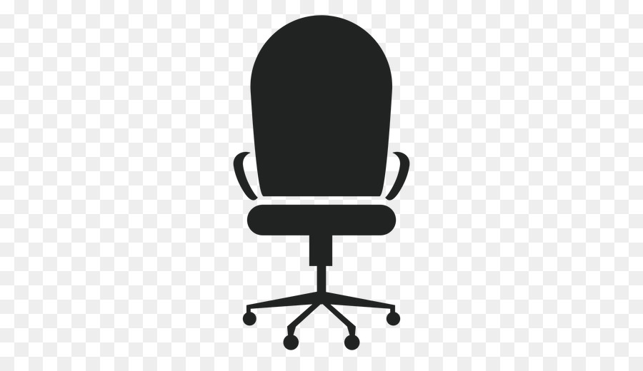 Furniture clipart office desk chair. Back png chairs clip
