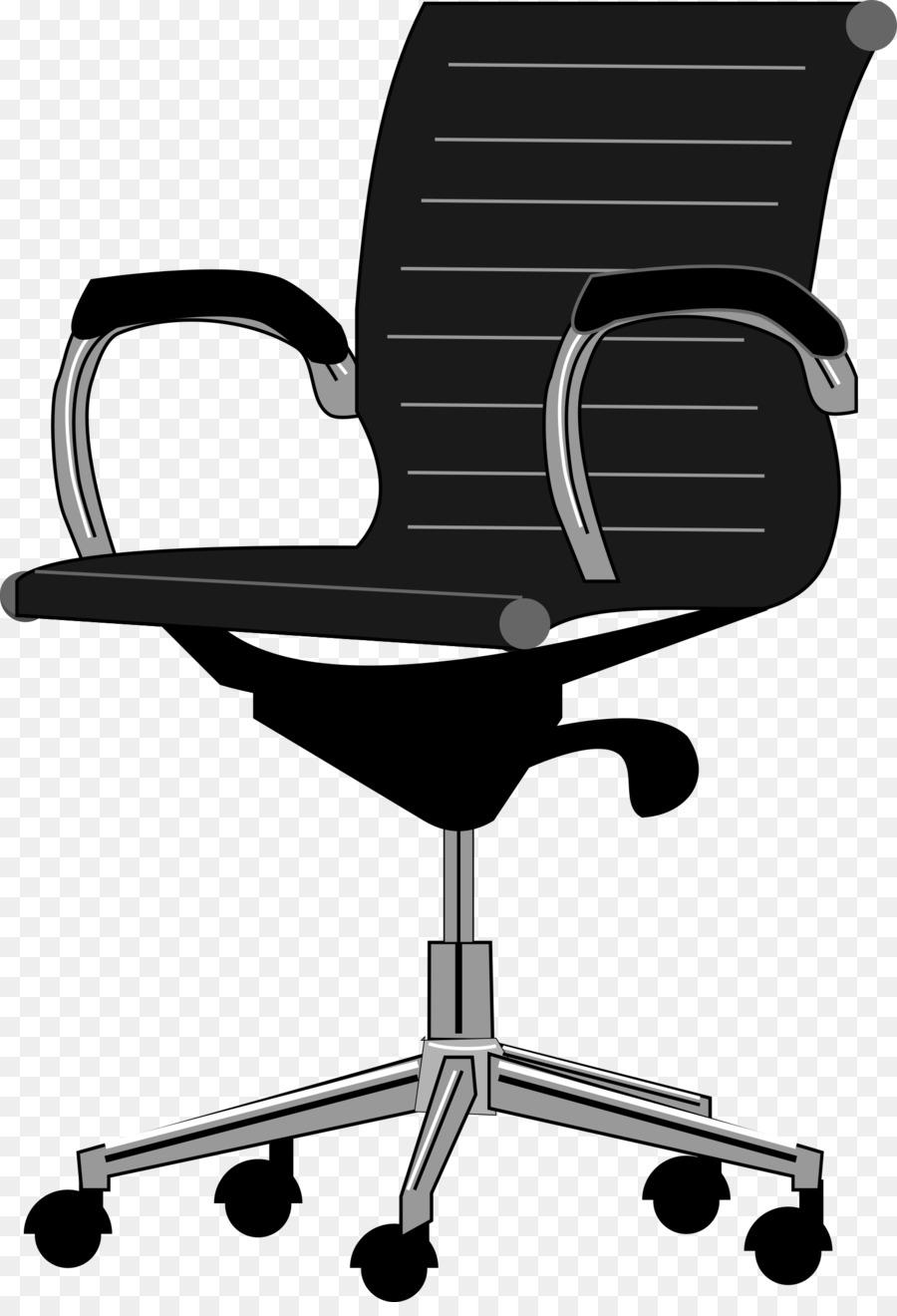 Desk clipart desk chair. Table cartoon office transparent