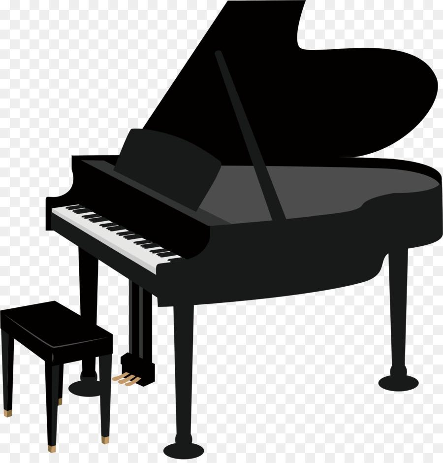 Grand drawing clip art. Clipart piano tiny