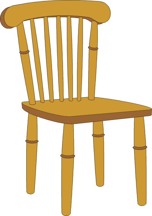 Station . Clipart chair 3 chair