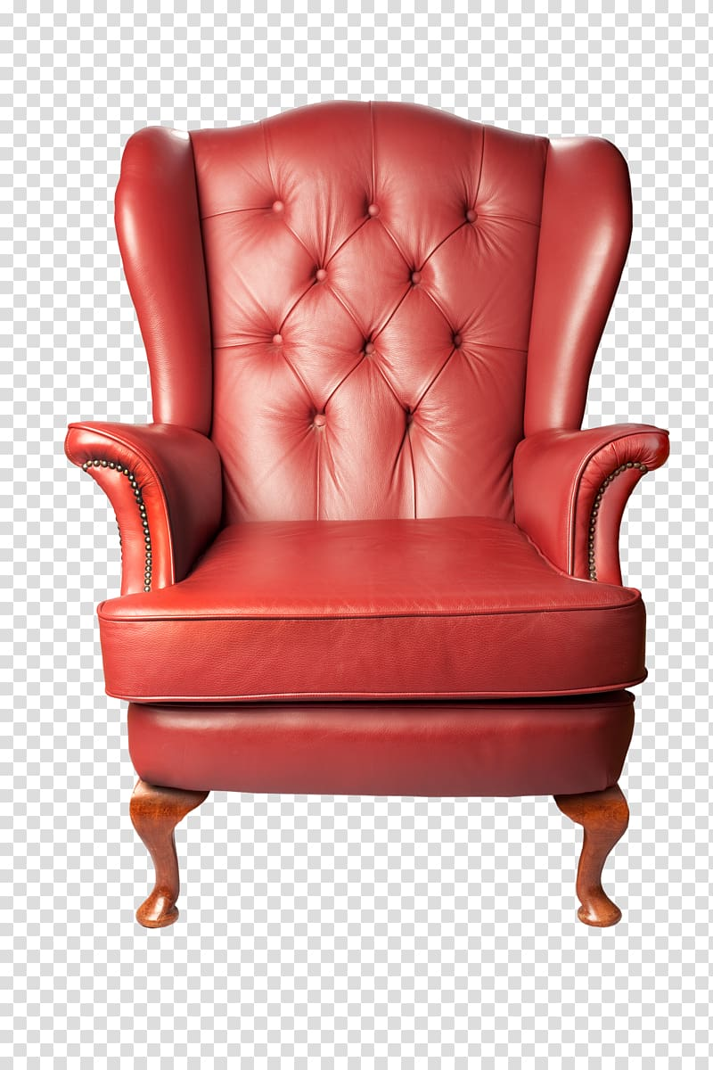 Table couch furniture red. Chair clipart sofa