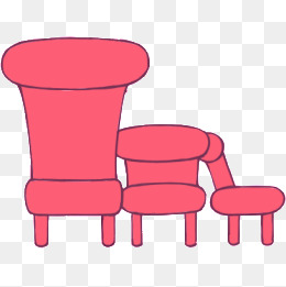 Chairs png images vectors. Chair clipart three chair