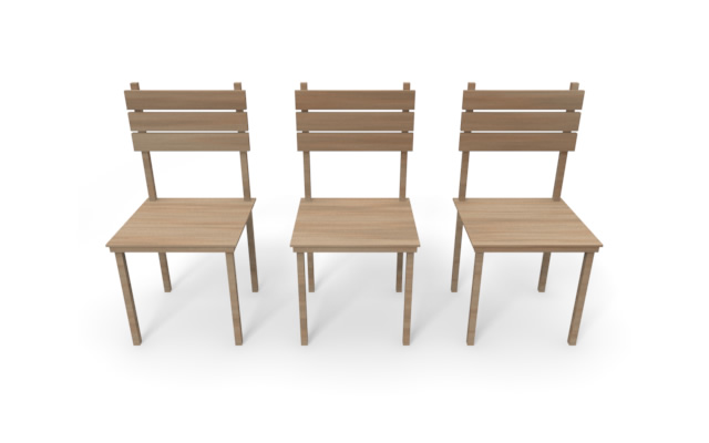 Chairs free illustration wooden. Chair clipart three chair