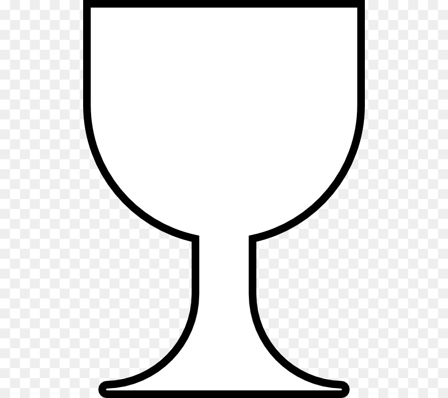 Chalice clipart. Book black and white