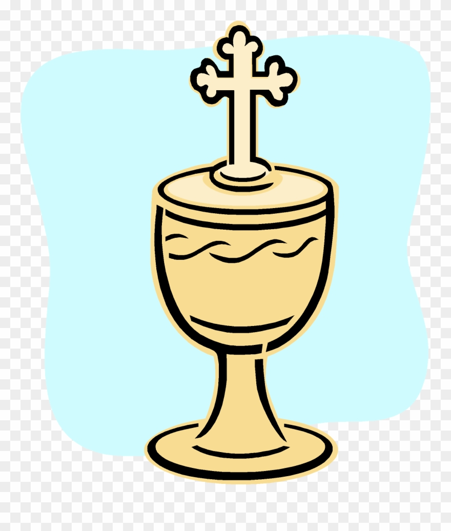 Svg black and white. Chalice clipart
