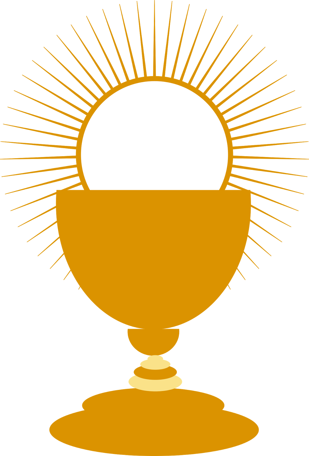 De nenas en su. Communion clipart communion wafer