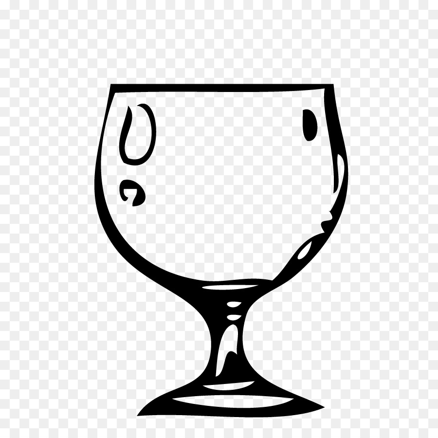 Beer clipart drawing. Wine glass chalice clip