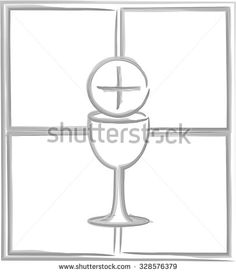 Chalice clipart bulletin. Cliparts co communion and