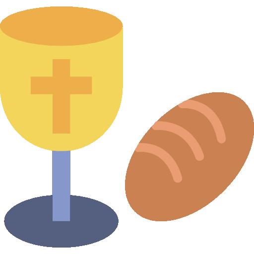 Chalice clipart cartoon. Church eucharist transparent clip