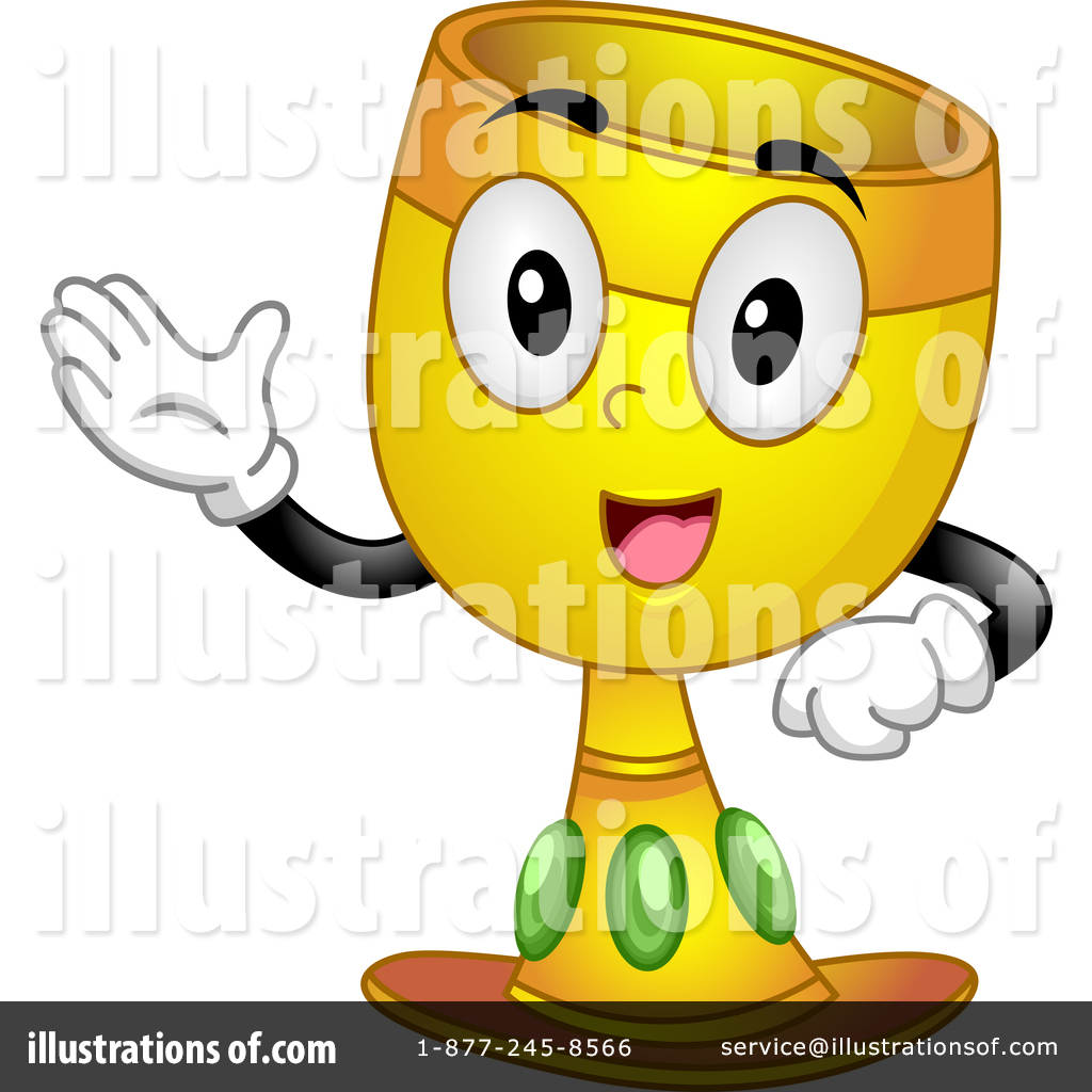 chalice clipart cartoon