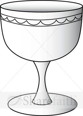 chalice clipart catholic