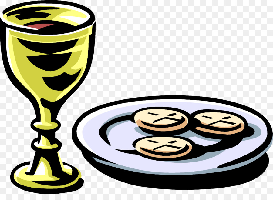 Eucharist in the catholic. Chalice clipart communion wafer