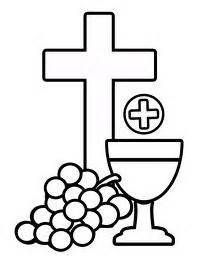 Communion clipart catholic mass. Free first holy clip