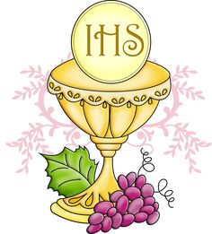 And host a few. Chalice clipart first communion
