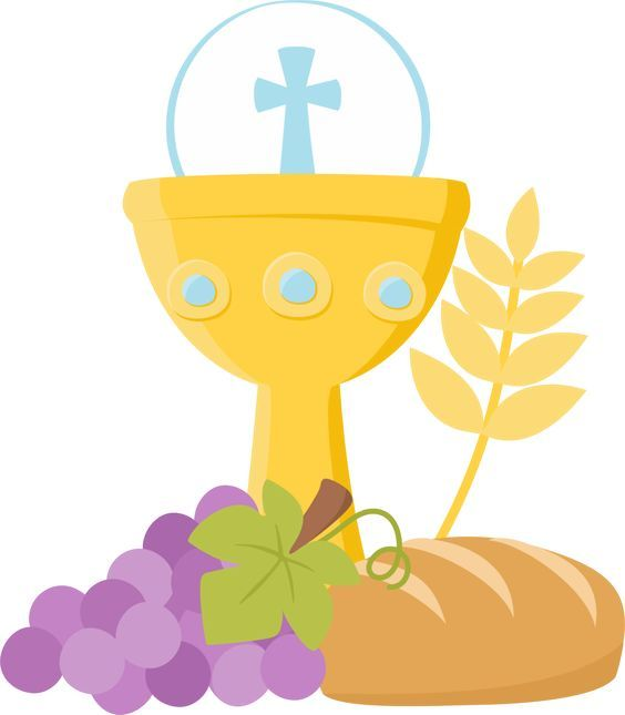 best eucaristia images. Chalice clipart first communion