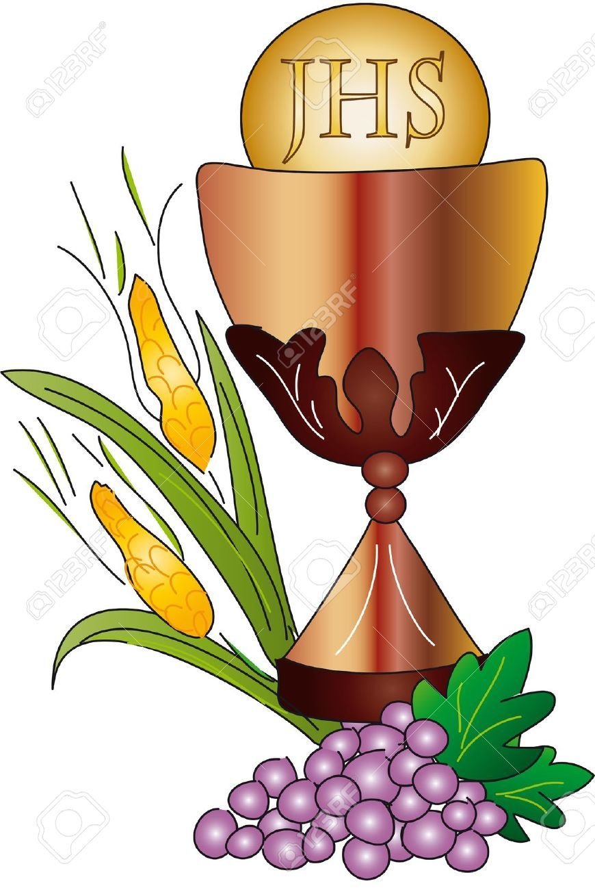 Chalice clipart first communion. Google search pinterest