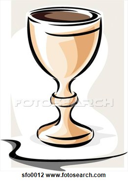 Pottery . Chalice clipart goblet