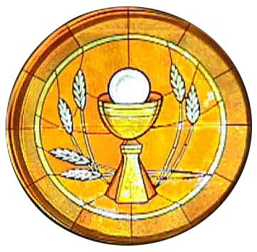 chalice clipart host
