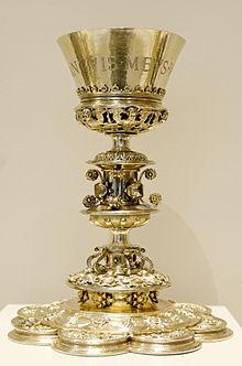 Chalice clipart jewelled. Wikipedia