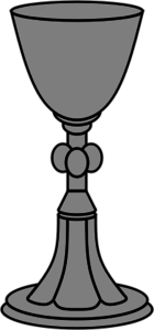 Free . Chalice clipart logo