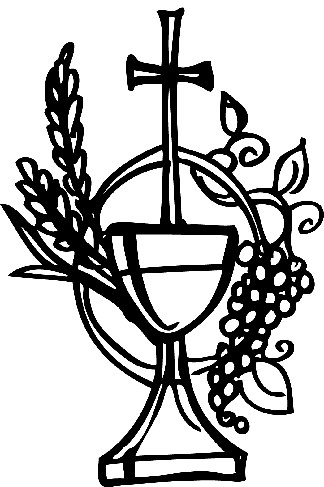 Free pictures download clip. Communion clipart chalice