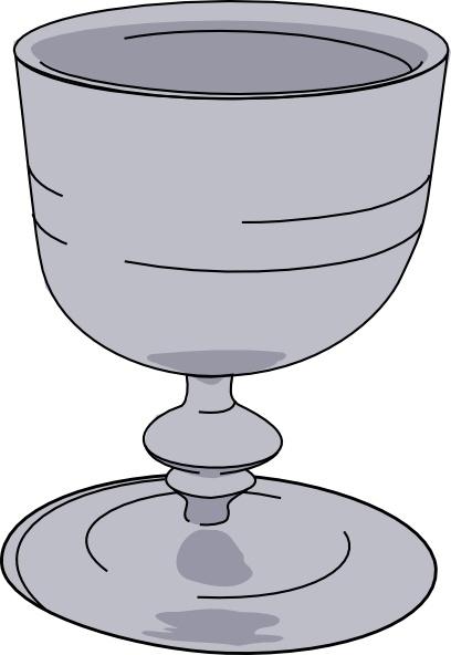 Glass clip art free. Chalice clipart wine chalice
