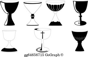 Clip art royalty free. Chalice clipart wine chalice
