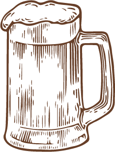 Welcome to wold top. Chalk clipart beer