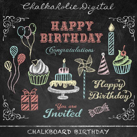 Gerelateerde afbeelding | Birthday chalkboard art, Chalkboard art,  Chalkboard doodles