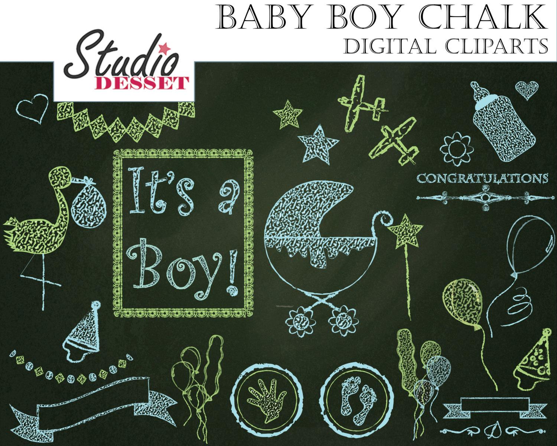 Baby boy graphics clip. Chalk clipart chalkboard