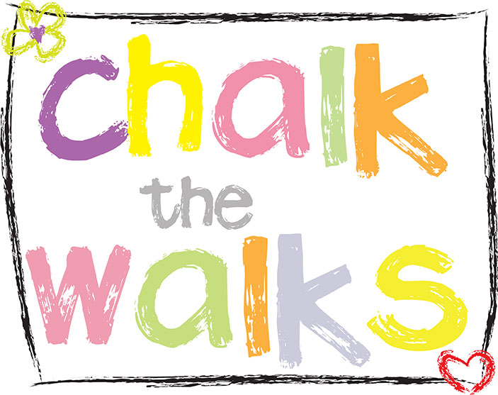 Chalk clipart colored chalk. The walks a project