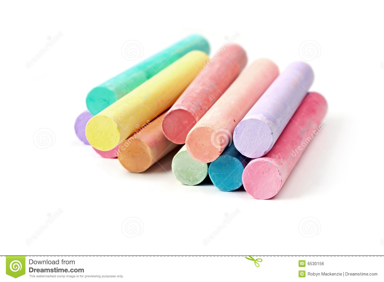 Chalk clipart colored chalk. Station