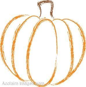 Pumpkin clipart drawing.  best clip art