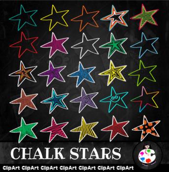 Chalk symbol clip art. Clipart star chalkboard