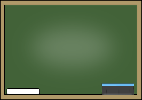 Blackboard black board