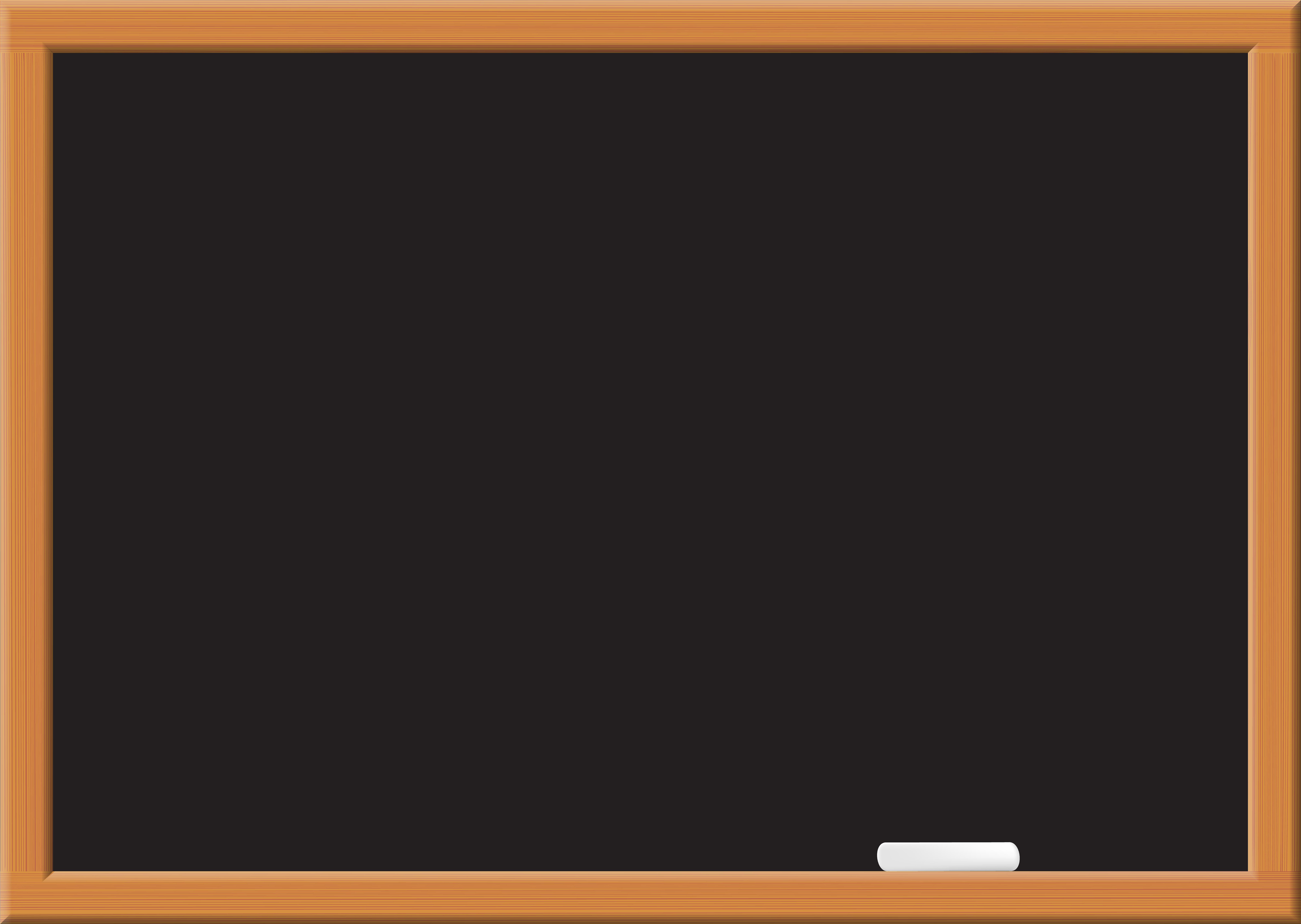 Png clip art image. Chalkboard clipart
