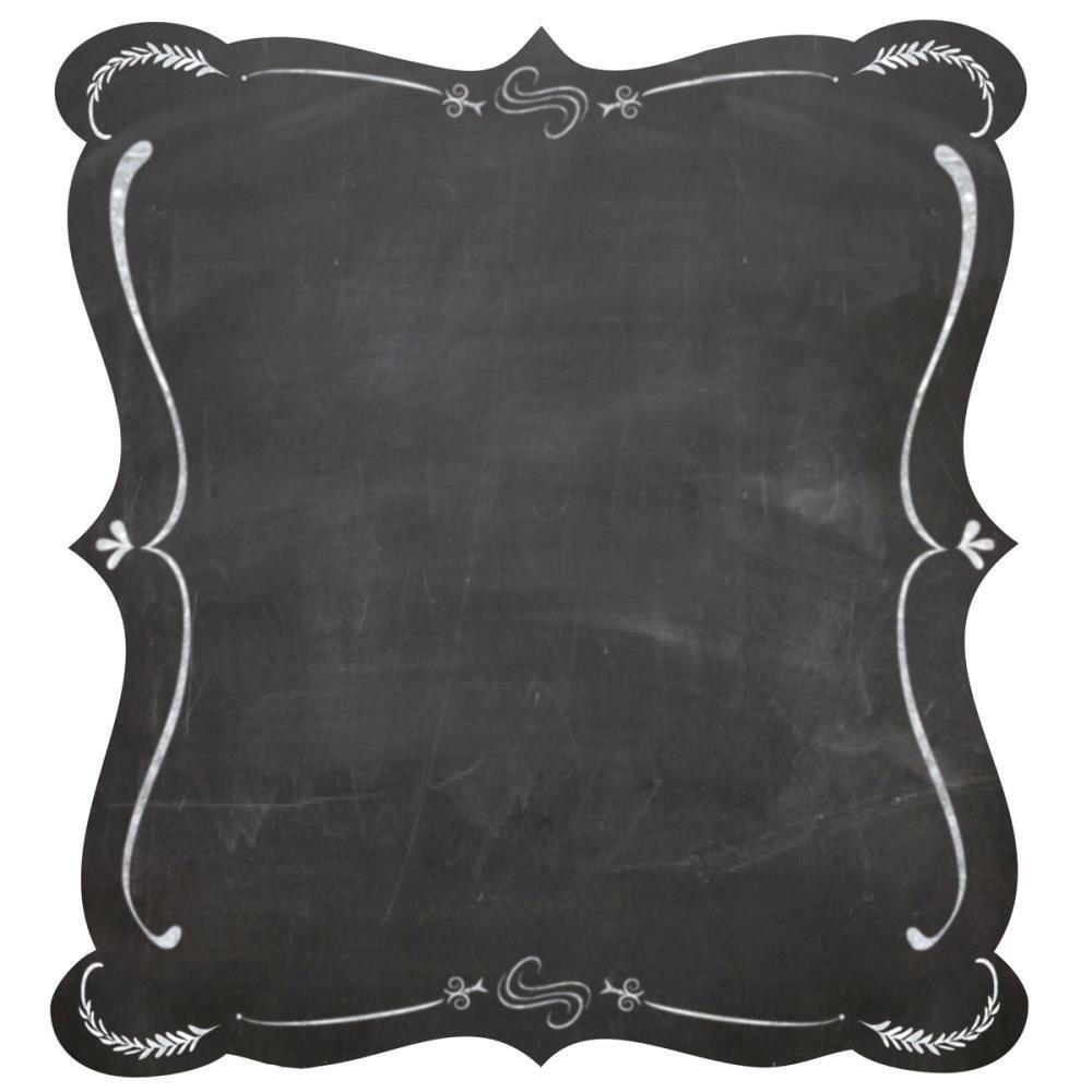 Free public domain clip. Chalkboard clipart